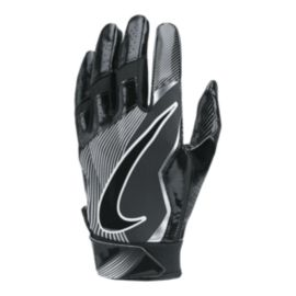 Nike Vapor Jet 4 Football Glove - Black