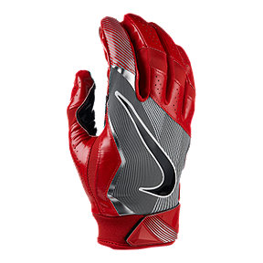 Nike Vapor Jet 4 Football Glove - Red