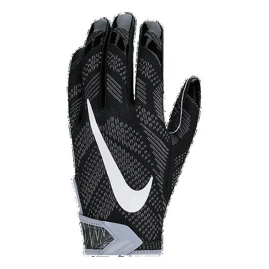 c6ff032284f5 Nike Vapor Knit Football Glove - Black