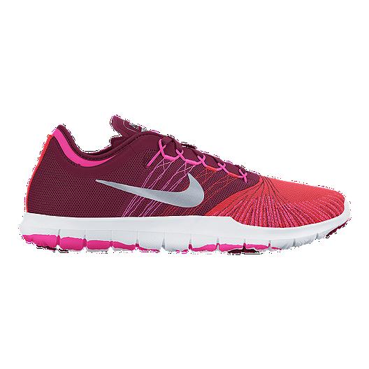 8a8b03d4d8607 Nike Women s Flex Adapt TR Training Shoes - Berry Red Pink
