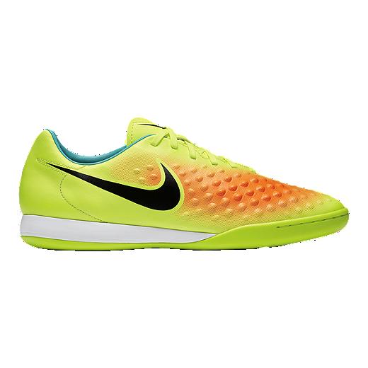 caa70c6b3e9e Nike Men's Magista Onda II Indoor Soccer Shoes - Yellow/Orange/Teal | Sport  Chek