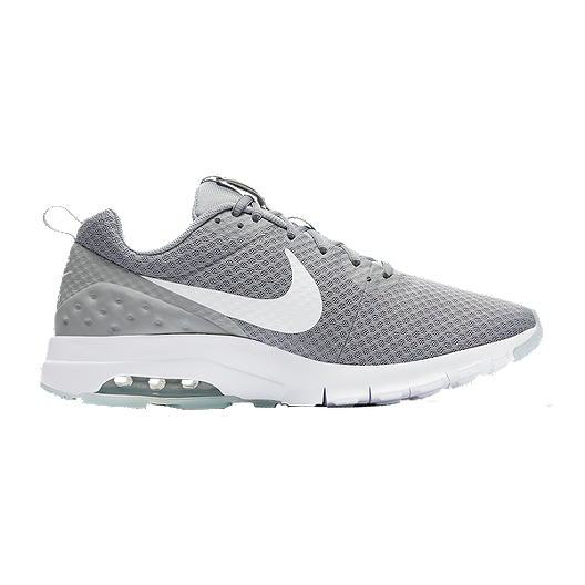 Nike Men's Air Max Motion Low Shoes GreyWhite | Sport Chek