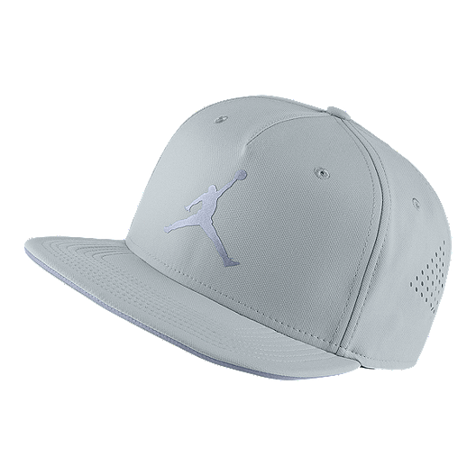 885a9cd38a4 Nike Jordan Jumpman Perforated Men s Snapback Hat