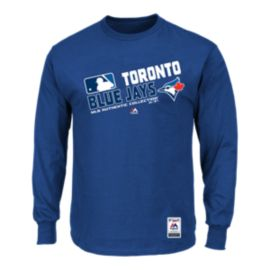 Toronto Blue Jays AC Team Choice LS Tee