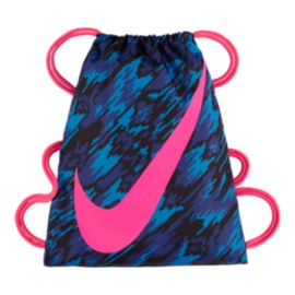 Nike Ya Graphic Gymsack - Blue
