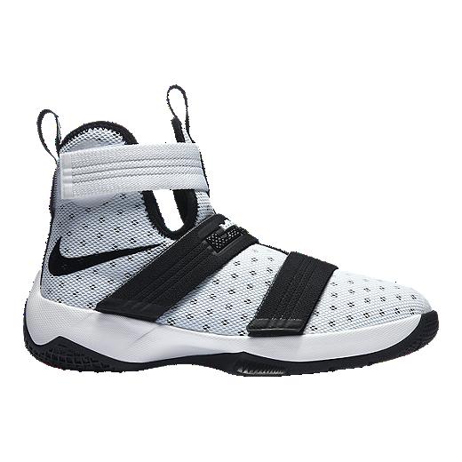 5619ad88ec12 ... buy nike lebron soldier 10 kids grade school basketball shoes d322a  637a4