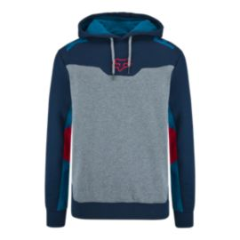 Fox Rotor Men's Pullover Fleece Hoodie
