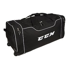 672f2c9ab0a CCM Deluxe Wheel Hockey Bag - 36 Inch