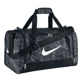 Nike Brasilia 6 Small Graphic Duffel Bag