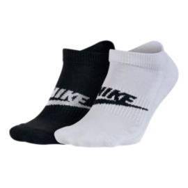 Nike Graphic No Show Men's Socks - 2-Pack