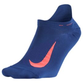 Nike Elite Running Lightweight No Show Tab Women's Socks