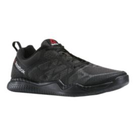 Reebok Men's ZPrint Train Training Shoes - Black/Grey