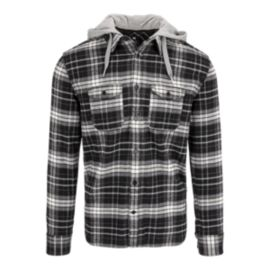 DC Runnels Men's Long Sleeve Flannel