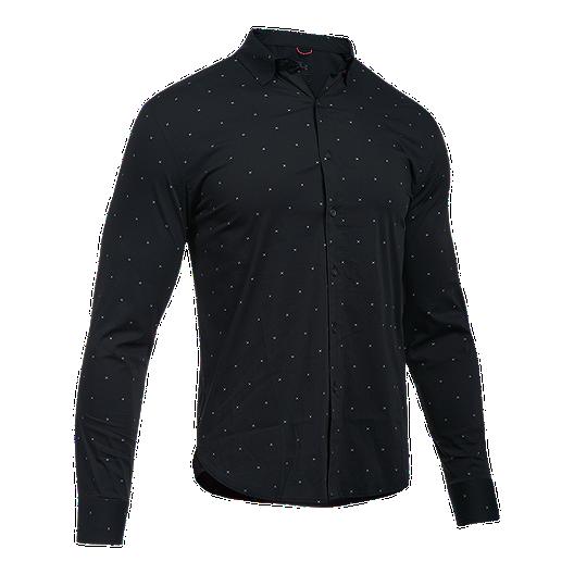 e561fb25 Under Armour Performance Plaid Men's Long Sleeve Shirt | Sport Chek
