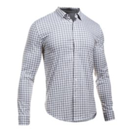 Under Armour Performance Plaid Men's Long Sleeve Shirt