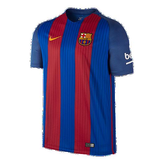 bf148d81aa6 Barcelona 2016 17 Nike Men s Home Stadium Jersey