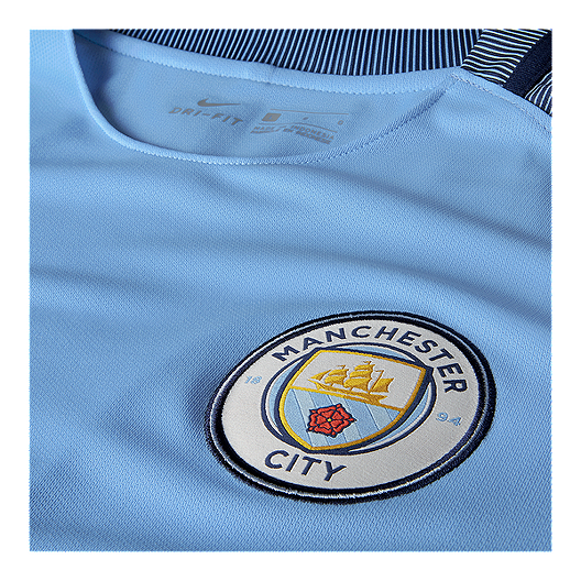 05cf50a43abd5 Manchester City FC 2016 17 Nike Men s Home Stadium Jersey. (1). View  Description. Manchester City FC ...