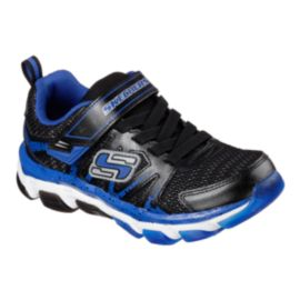 Skechers Kids' X-Cellorator 2.0 Preschool Casual Shoes - Black/Royal