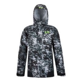 Under Armour Boys' ColdGear® Infrared Powerline Insulated Winter Jacket