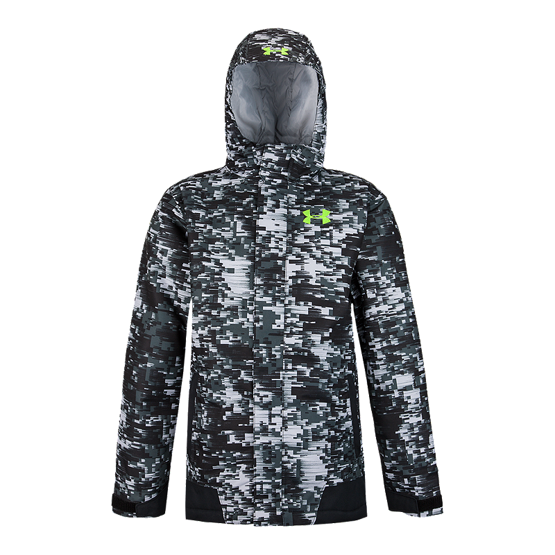 38296fb3ed Under Armour Boys' ColdGear® Infrared Powerline Insulated Winter ...