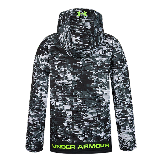 46995f7ad Under Armour Boys' ColdGear® Infrared Powerline Insulated Winter Jacket