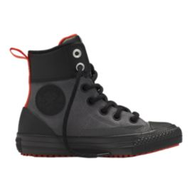 Converse Kids' Asphalt Casual Boots - Red/Black