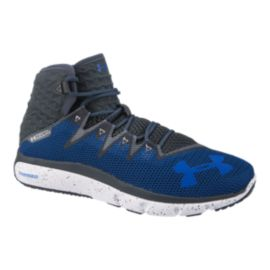 Under Armour Men's Highlight Delta Training Shoes - Blue/Grey