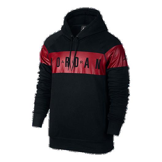 fa0491fa778 Jordan Jumpman Brushed Graphic Men's Pullover Hoodie | Sport Chek
