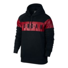 Jordan Jumpman Brushed Graphic Men's Pullover Hoodie