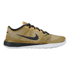 Nike Men s Lunar Caldra TR Training Shoes - Gold Black White   Sport Chek 656c057704c5