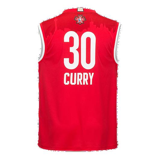 new product ea7f5 fe212 NBA All Star 2016 West Stephen Curry Swingman Jersey | Sport ...