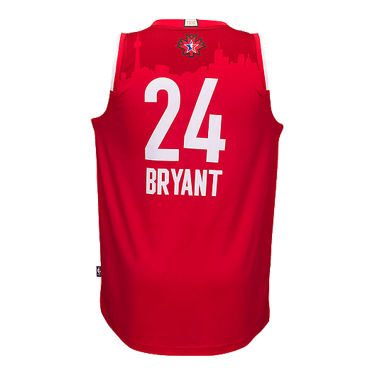 012a094eb5f NBA All Star 2016 West Kobe Bryant Swingman Jersey