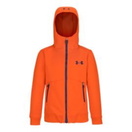 Under Armour Boys' Storm ColdGear Infrared Mag Zip Dobson Jacket