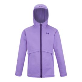 Under Armour CGI Dobson Magzip Girls' Softshell Jacket