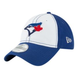 Toronto Blue Jays Core Shore White Front Cap
