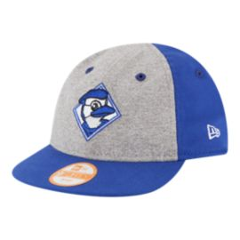 Toronto Blue Jays Baby Heather Tot New Era 9Forty Hat
