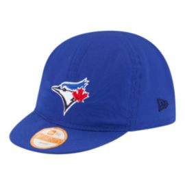 Toronto Blue Jays Baby Reversible Top Flip Hat