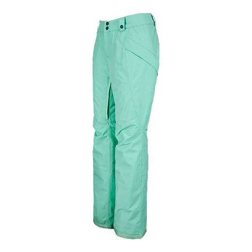 b9dcb6c28 Under Armour ColdGear® Infrared Chutes Women's Insulated Pants - LT GREEN