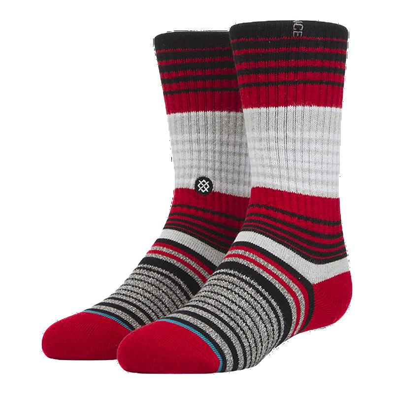 5c6fcd2d Stance Cardinal Men's Crew Socks | Sport Chek