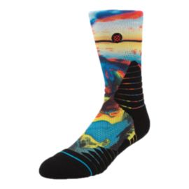 Stance Fusion Blender Men's Basket Ball Crew Socks