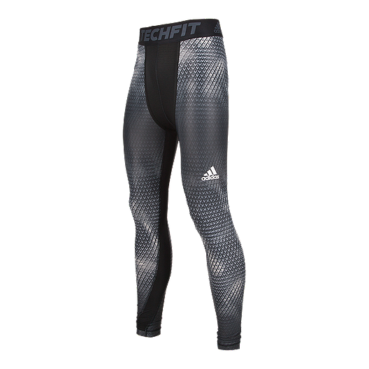 af1dfc419 adidas Team Canada High Performance Collection Techfit Chill Men's Tights |  Sport Chek