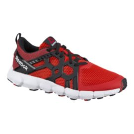 Reebok Kids' Hexaffect Run 4.0 Grade School Running Shoes - Red/Black