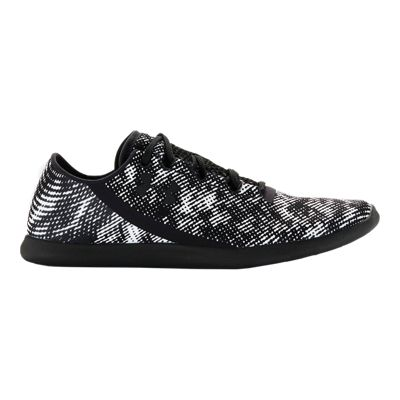 Under Armour Women's SpeedForm StudioLux Low Pixel Training Shoes - Black/White