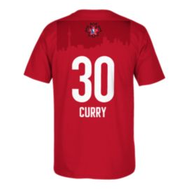 NBA All Star 2016 West Stephen Curry Player Tee