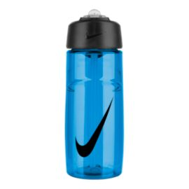 Nike T1 Flow Swoosh Water Bottle 16 oz - Game Royal