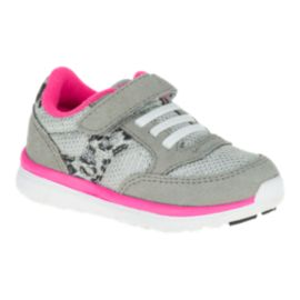 Saucony Baby Jazz Lite Girls' Toddler Running Shoes