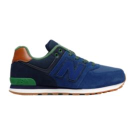 New Balance Kids' 574 Grade School Casual Shoes