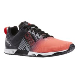 Reebok Women's CrossFit Sprint 2.0 Training Shoes - Orange/Black