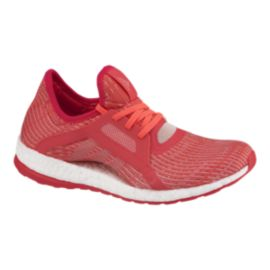 adidas Women's Pure Boost X Olympics Running Shoes - Red