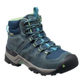 Keen Women's Gypsum II Mid Waterproof Hiking Boots - Navy/Opaline